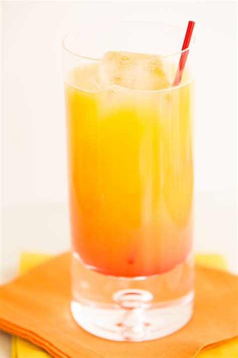 Tequila Sunrise | The Drink Kings