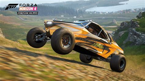Forza Horizon 4 Fortune Island Expansion Available on Xbox