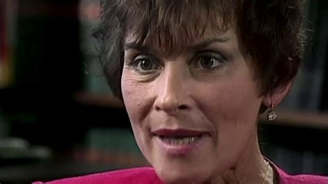 Judge Judy Before TV: A Profile of Judith at Work (1993