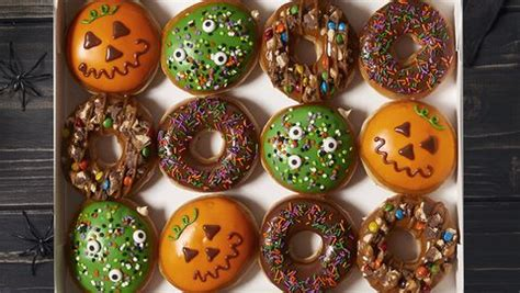 Krispy Kreme Is Coming Out With A Trick-Or-Treat Donut For