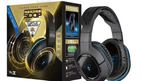 Turtle Beach Ear Force Stealth 500P Review – Take Your