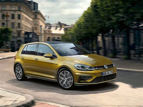 The 2019 Volkswagen Golf Will Gain Power And A New