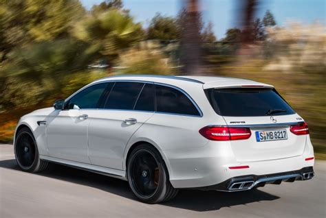 Mercedes-AMG E63 T-Modell (S213) Priced From EUR 112,907