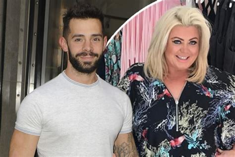 Charlie King refuses to confirm Gemma Collins' weight loss