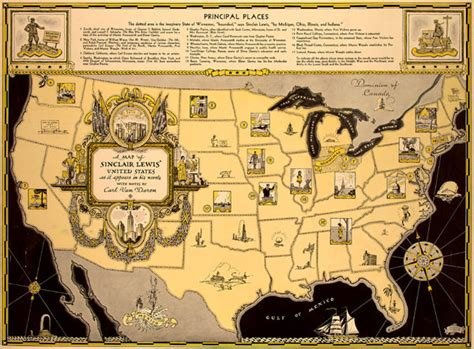 The 4 most influential fictional states in literature