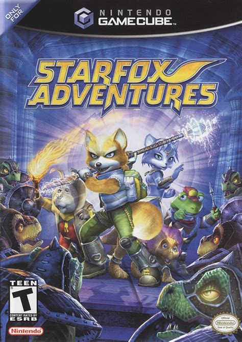 Star Fox Adventures for GameCube (2002) - MobyGames