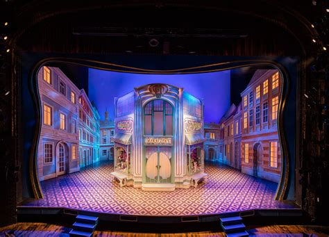 Behind the Design of the Hit Broadway Show She Loves Me