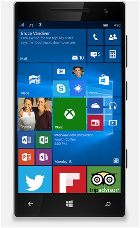 How to Upgrade to Windows 10 Mobile – Microsoft