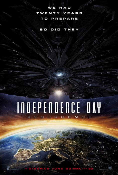 New poster for 'Independence Day Resurgence' highlights