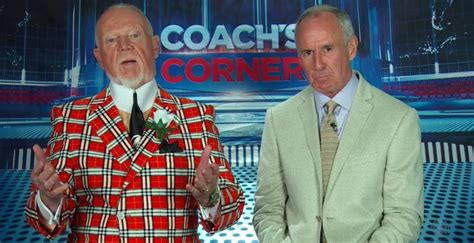 It's time to put Don Cherry in the Hockey Hall of Fame