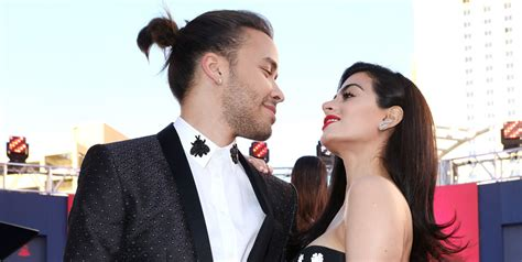 Prince Royce and Emeraude Toubia get married in secret wedding