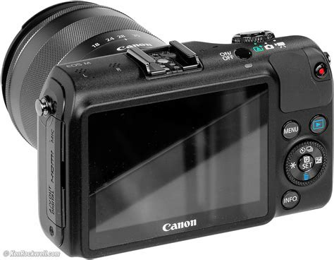 Canon EOS-M Review