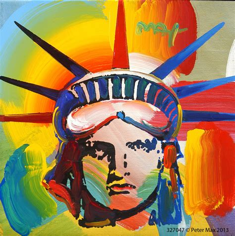 Peter Max to visit Wentworth Gallery in Fort Lauderdale