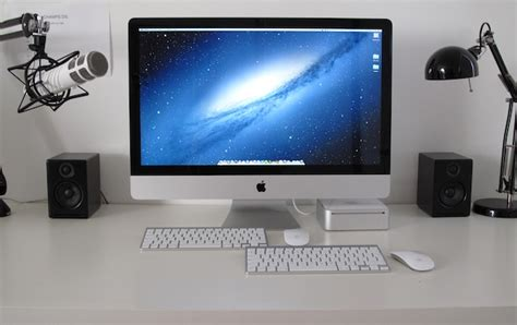 Using an iMac as a Monitor in Target Display Mode
