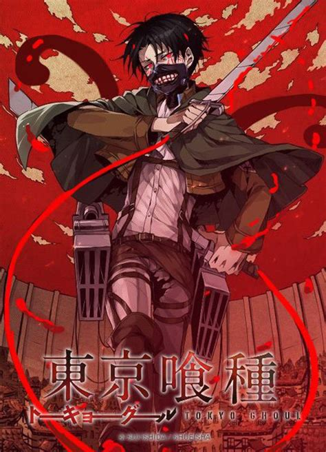 When Famous Anime/ Cartoon Becomes Ghoul, It Comes Amazing