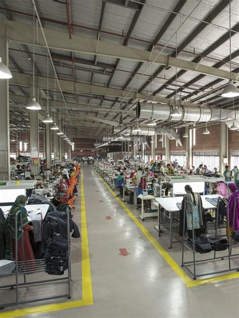 Certification: M&J Group's factory becomes role model for