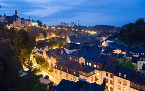 Luxembourg: a cultural city guide - Telegraph