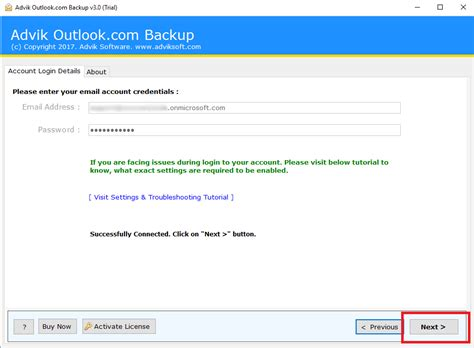 Hotmail Backup Tool – Download Hotmail in MSG PDF EML