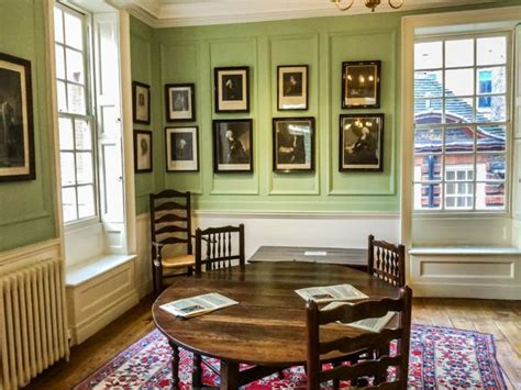 Dr Johnson's House, History and Visitor Information