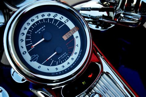 Review of the Harley Davidson Combination Speedometer