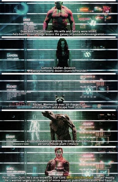 Best Movie Line on   Guardians of the galaxy, Marvel memes
