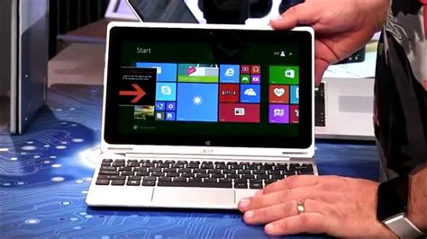 Acer Aspire Switch 10 Review - YouTube