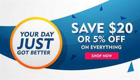 sale discount banner, poster or flyer template - Download