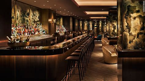 The Blond at 11 Howard, New York City - Coolest hotel bars