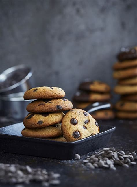 Chocolate chip cookies-recept | Homemade Stockholm