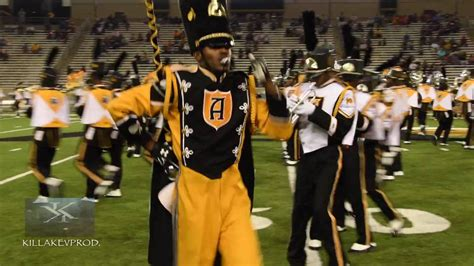 Alabama State University Marching Band - Halftime Show